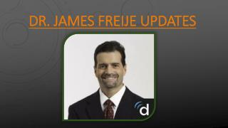 Dr.James Freije