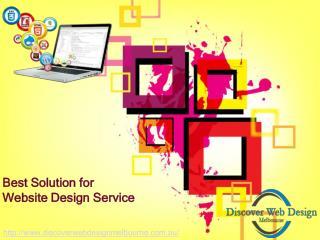 Melbourne attractive Website and Logo Design Service