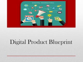 Digital Product Blueprint Bonus