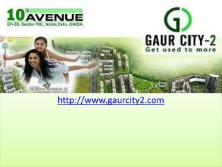 Gaur City Residential Apartments