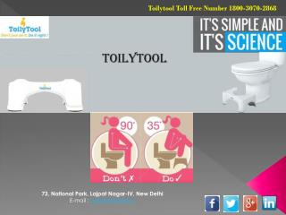 Buy best potty Stool for constipation Call Now 180030702868