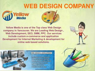 Vancouver Web Designing & Development Agency