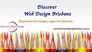 Discover Web Design Brisbane