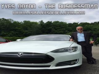 Yves Doyon – The Businessman