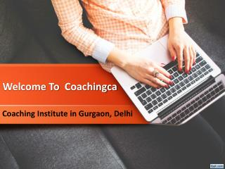 Best cat coaching classic in gurgaon