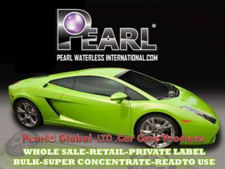 Pearl Global Limited-The Europe's leading Manufacturer of Pearl Waterless Product.