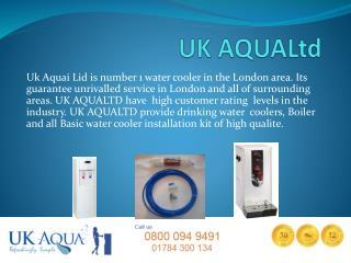 UK AQUALtd home & office water cooler & Boiler