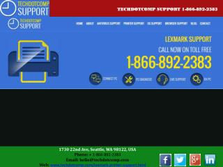 Encountering Lexmark printer error 108.01 in your device