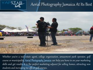 Photography and Video In Jamaica