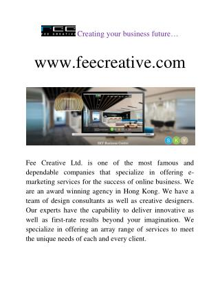 Get Website Design Services From An Agency