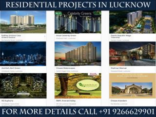 Residential Projects in Lucknow