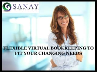 Flexible Virtual Bookkeeping to Fit Your Changing Needs