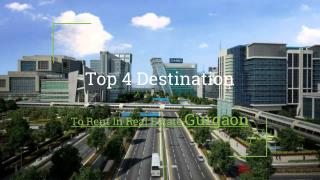 Top 4 Destination To Invest In Real Estate Gurgaon
