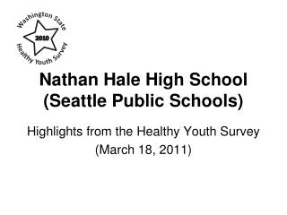 Nathan Hale High School Seattle Public Schools
