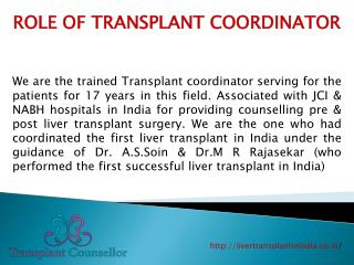 Liver on Surgery in India