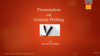 Creative Writing Courses in Hyderabad- AWA