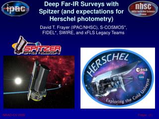 Deep Far-IR Surveys with Spitzer and expectations for Herschel photometry