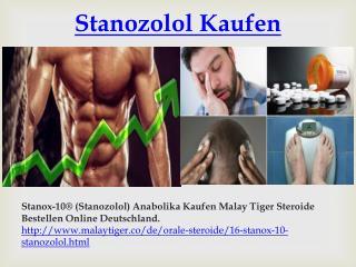 Stanozolol Kaufen