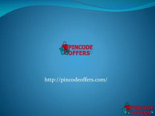 Online Shopping Offers - Offline Coupons - Discounts Online @ Pincodeoffers.com
