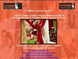 Vyomini Matrimony - Hindu wedding Traditions