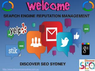 Search Engine Reputation Management Sydney