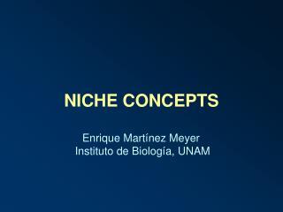NICHE CONCEPTS
