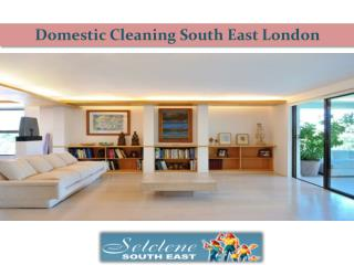 Superlative Domestic cleaners in South East London