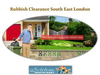Outstanding Rubbish removal in South East London
