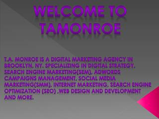 Full Service Digital Marketing Agency Brooklyn NY, Online Marketing Services