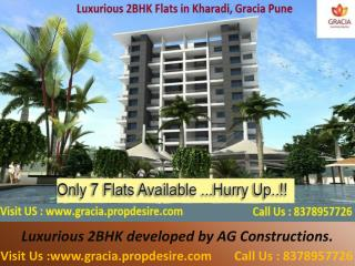 Luxurious 2BHK Flats in Kharadi, Gracia pune