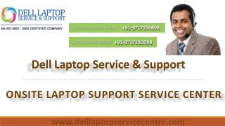 Dell Laptop Service Center in Gurgaon
