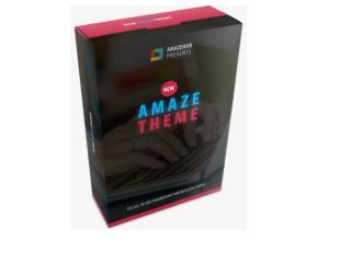 New Amaze Theme review and bonus