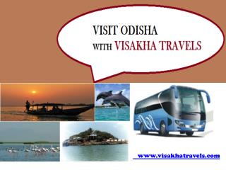 Travel Agency and Tour Operator in Odisha