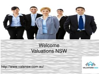 Absolute property valuations with Valuation NSW