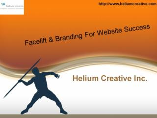 Web design & development, corporate identity branding and seo services company