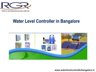 Buy Water Level Controller UltraDeluxe in Bangalore Call @ 09066656366