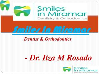 Pediatric Dentistry Miramar