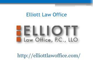 Nebraska Personal Injury Lawyer -www.elliottlawoffice.com