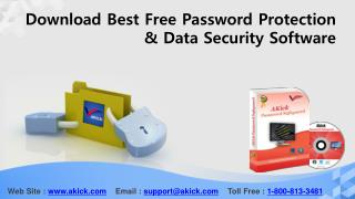 Download Best Free Data & Password Recovery Software - AKick