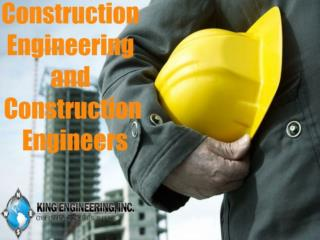 Construction engineering and Construction engineers