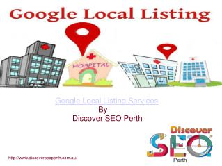 Google Local Listing Perth | Google Local SEO