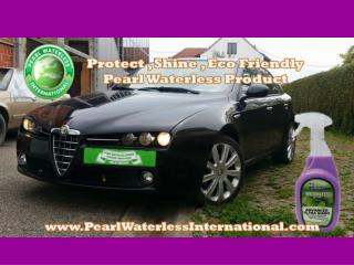 Pearl Waterless-Protect-Shine-Eco friendly Waterless Product
