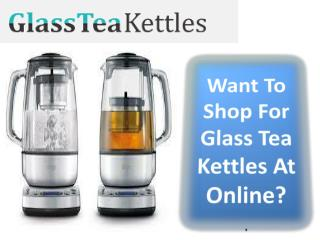 Online Cheapest Glass Tea Kettles: Safest One With Tea Infuser