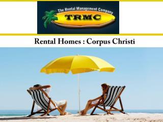Rental Homes : Corpus Christi