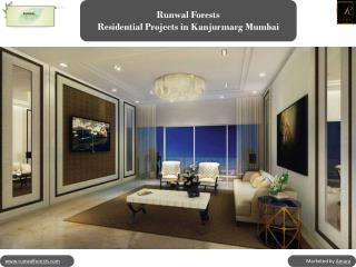 Runwal Forests - Residential Projects in Kanjurmarg Mumbai