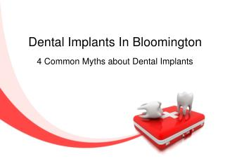 Dental Implants in Bloomington