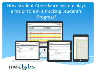 Student attendance system