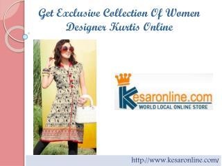 Women Kurti Online Shopping | Designer Kurtis