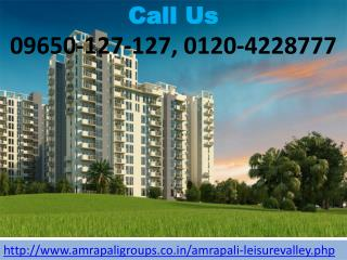Amrapali Leisure Valley Located At Noida Extension