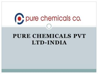 Industries Chemical products